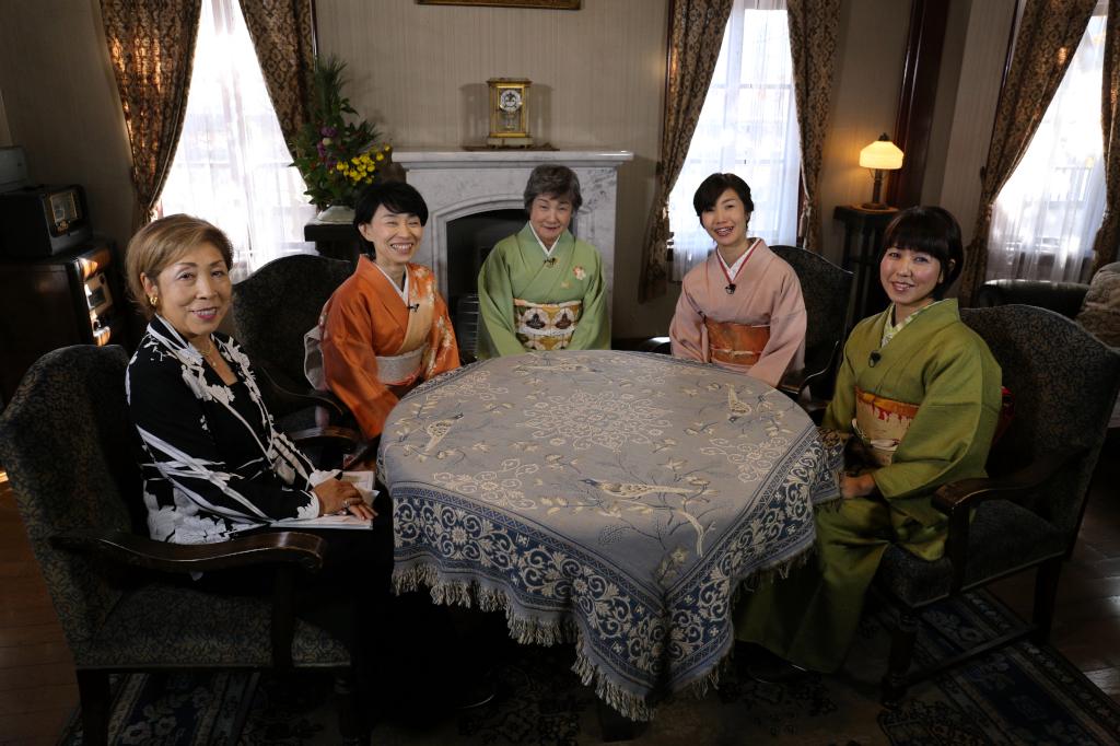 歴史を守る女性たち